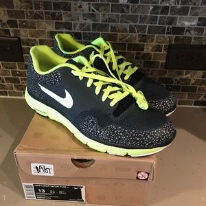 NEW Nike Lunar Safari Fuse+ Sz 13 525059 013